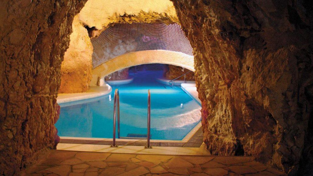 cave bath Miskolctapolca