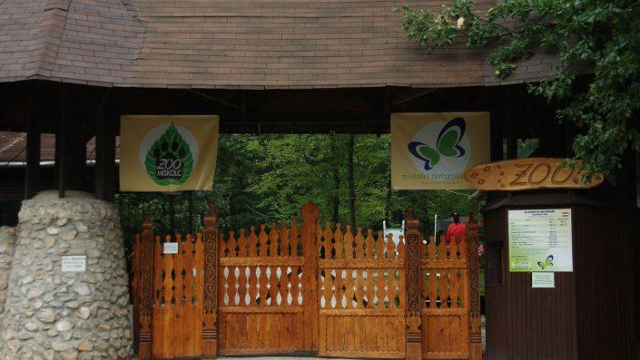 zoopark Miskolc