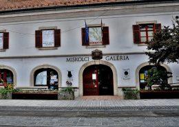 art gallery Miskolc