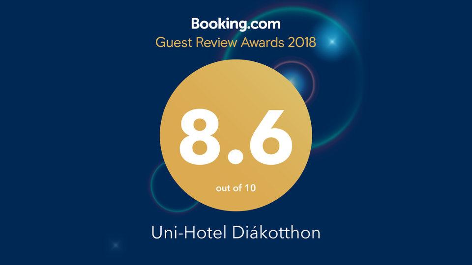 Uni-hotel booking értékelés