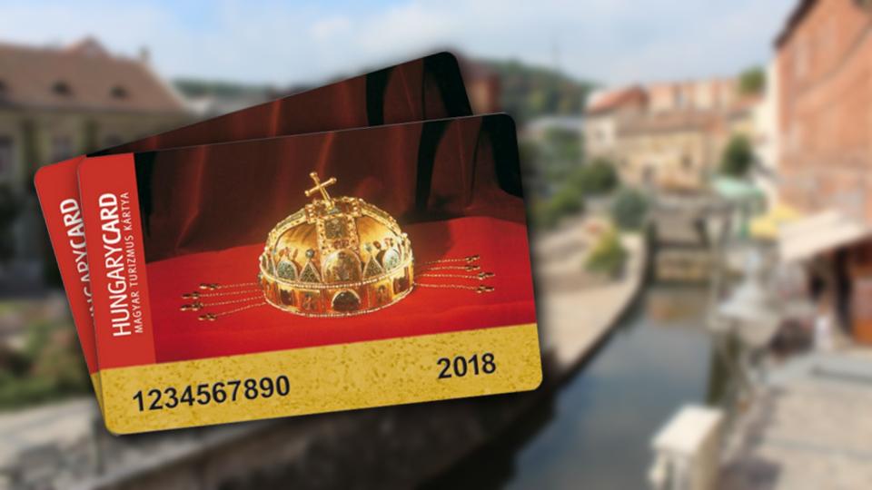 turisztikai kártyák