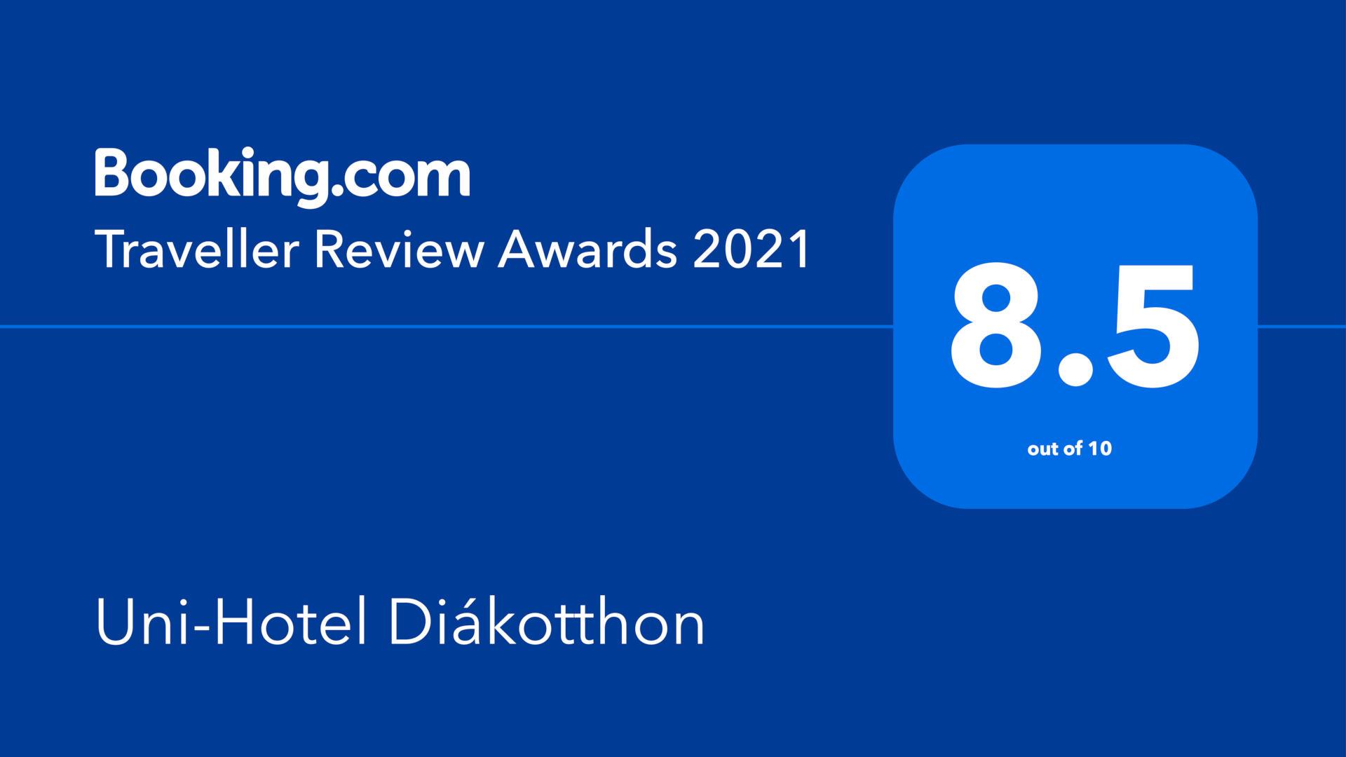 Traveller Review Award díj