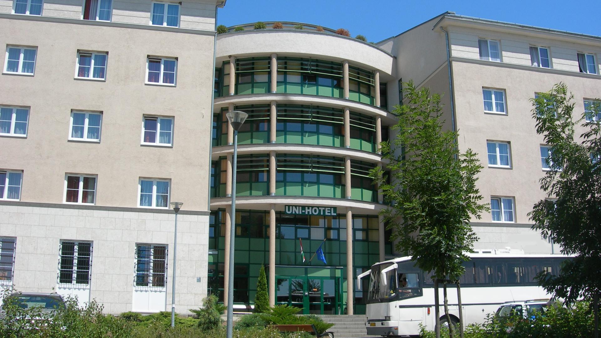 Uni-Hotel, Miskolc Egyetemváros